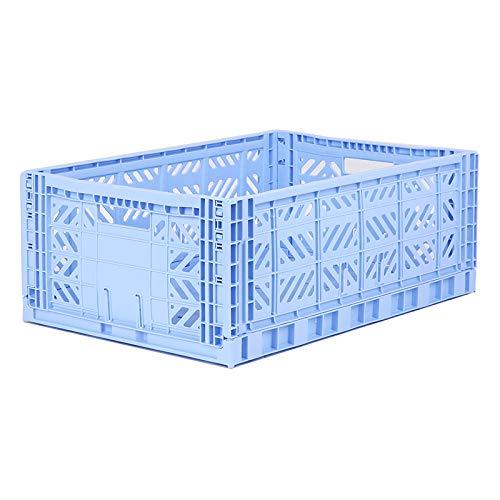 Faltbare Kiste in modernen Pastelltönen