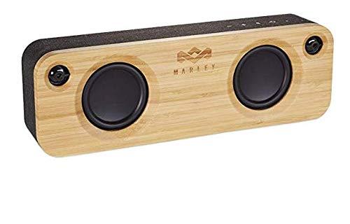 House of Marley Get Together BT Portable Bluetooth Speaker (Bluehemp)