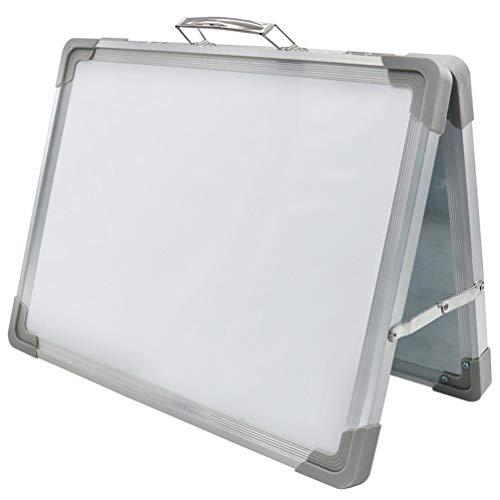Exceart 1 St Dry Erase Boards Klein Magnetisch Whiteboard Dubbelzijdig Bord Voor Kinderen Tekenleraar Instructie Memobord Thuis