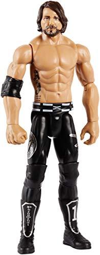Mattel FMJ68 WWE Figur AJ Styles, 30 cm