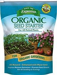 Organic seed starting mix.