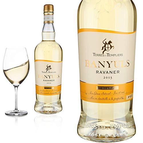 Banyuls - blanc »Ravaner« - sec - Terres des Templiers - Weißwein