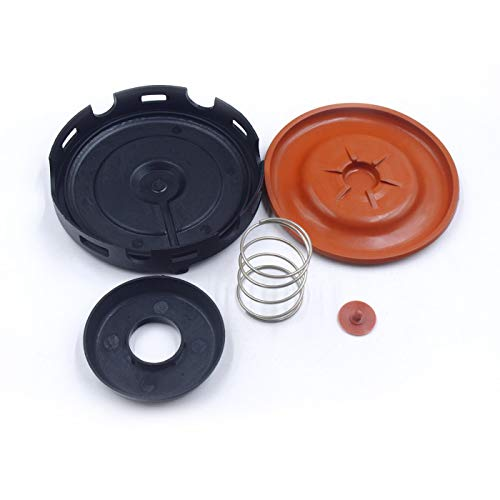 Fjiujin Öl-Wasser-Separator Ventil-Reparatursatz 06H 103 495 A 06H103495 Fit for Audi A3 A4 A5 Q5 Sitz gepasst for Exeo VW CC EOS Jetta Fit for Passat Scirocco