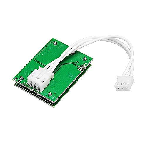 Accesorios electrónicos de bricolaje, DC 3.3V A 2 0V 5.8G Módulo del interruptor del sensor del sensor del sensor del sensor del sensor de microondas HZ para el control de la placa anti-interf