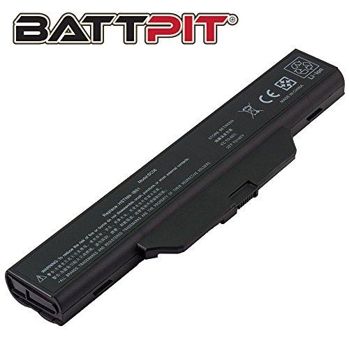 BattPit Laptop Akku für HP Compaq 451086-661 451086-162 451086-362 451086-361 451086-161 491278-001 HSTNN-IB62 HSTNN-IB51 HSTNN-OB51 KU532AA 6720s 6730s 6735s 6830s 6820s - [6 Zellen/4400mAh/48Wh]