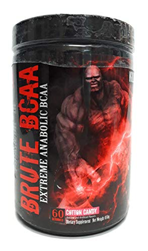 Brute Bcaa Killer Labz ORIGINAL cotton candy