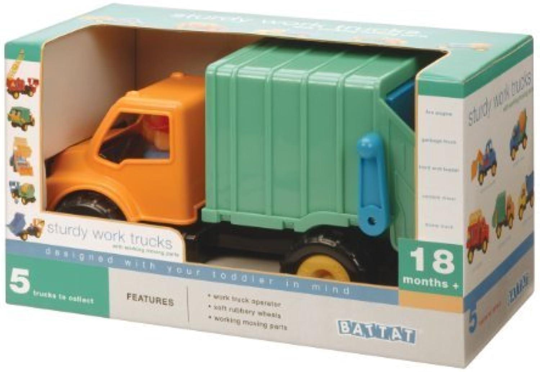 Battat Garbage Truck by Battat [Toy]