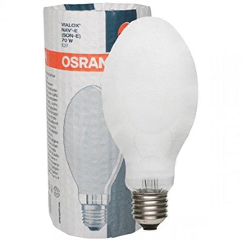 OSRAM Lamps Hochdruckentladungslampe HID HD Natrium, Zündeinheit, 50 W, warmweiß, One Size