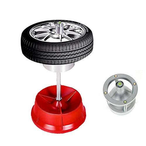 Tragbare Auswuchtmaschine - Wuchtmaschine Radauswuchtmaschine Rad Reifen Balancer Naben Wheel Tire Balancer Hochleistungsfelge Für Auto LKW PKW