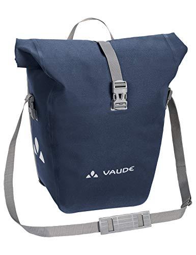 Vaude Aqua Back Deluxe Single Hinterradtaschen, Marine, Einheitsgröße