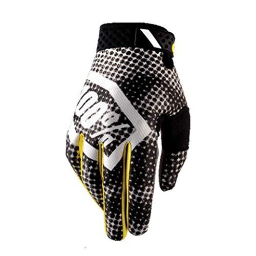 Motorradhandschuhe Frühling Sommer Vollfinger Wasserdicht Atmungsaktives Gewebe rutschfeste Handflächen Leicht Trocken Motocross Racing Handschuhe