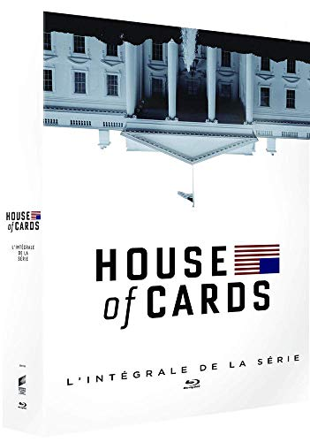 L'intégrale Blu-ray de House of Cards