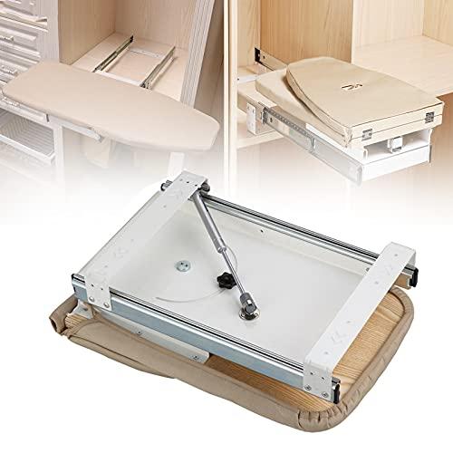 SUNWEII Armario Tabla de Planchar incorporada montada en un cajón Tabla de...