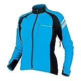 ENDURA - WMS Windchill II Jacket, Color Azul, Talla UK-12