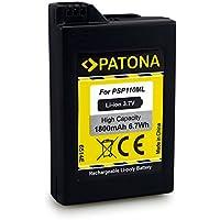 PATONA Bateria para Sony PSP-1000 PSP-1000G1 PSP-1000G1W PSP-1000K PSP-1000KCW