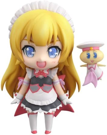 Imoko Shishido Maidoroid Girl Who Quantity limited Nendoroid Leapt Space Through Now free shipping