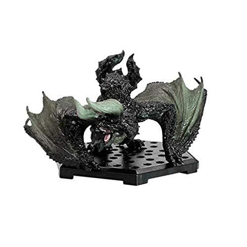 Monster Hunter Welt: Schwarz Diablos PVC Figure