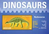 2014 Dinosaurs, Nodosaurus, Collectible Souvenir Stamp, Mint Never Hinged