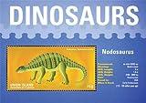 2014 Dinosaurs, Nodosaurus, Collectible Souvenir Stamp, Mint Never Hinged