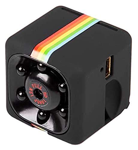 LKXSWZQ Mini Cámara Detector De Movimiento Al Aire Libre Grabador De Automóviles Infrarrojos Visión Nocturna Fotografía Aérea