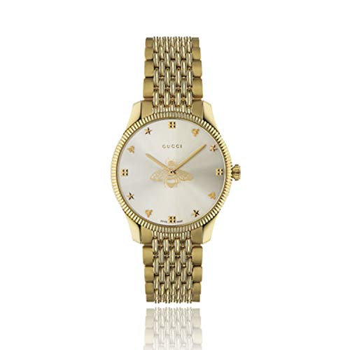 Gucci G-Timeless Armbanduhr 36mm YA1264155