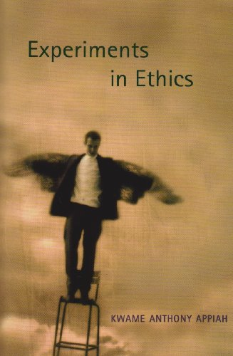 Experiments in Ethics (Mary Flexner Lectures of Bryn Mawr College)