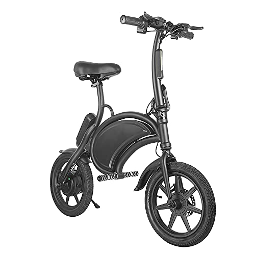 Bicicletta elettrica pieghevole Bicicletta elettrica da 14...
