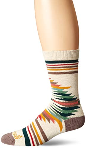 Pendleton Crew Socks, Falcon Cove Oatmeal, Medium (Fits Women's Shoe Size 6-10/ Men's Shoe Size 5-9) - http://coolthings.us