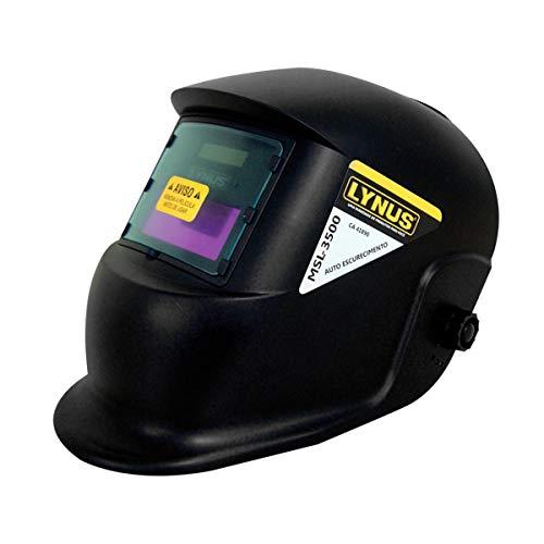 MSL-3500 Mascara De Solda Automatica Lynus