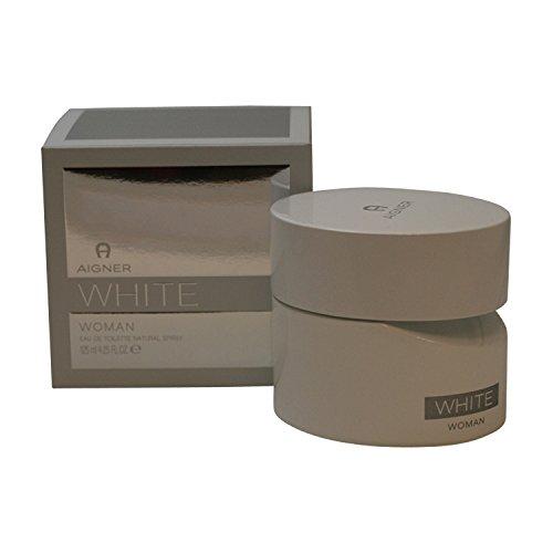 AIGNER WHITE von Etienne Aigner für Damen. EAU DE TOILETTE SPRAY 4.25 oz / 125 ml