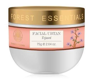 Forest Essentials Tejasvi Milk Facial Ubtan - 50gm by Forest Essentials