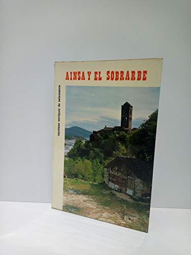 Ainsa y el Sobrarbe / Prólogo de Francisco Pons-Sorolla