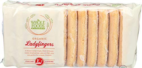 Whole Foods Market, Cookies Ladyfingers Organic, 7 Ounce