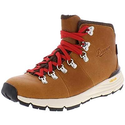 "Danner womens Mountain 600 4.5"" - W's Hiking Boot, Saddle Tan Full Grain, 9 US"
