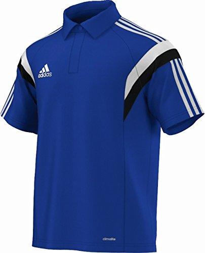 adidas Shirt Condivo 14 CL Polo, Hombre, Azul-Azul, Small