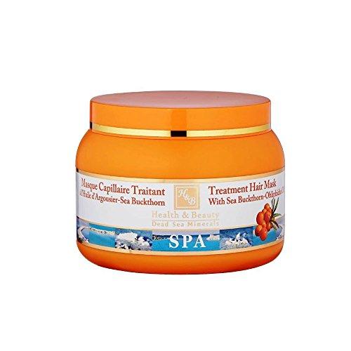 Health & Beauty Masque capillaire argousier 250 ml