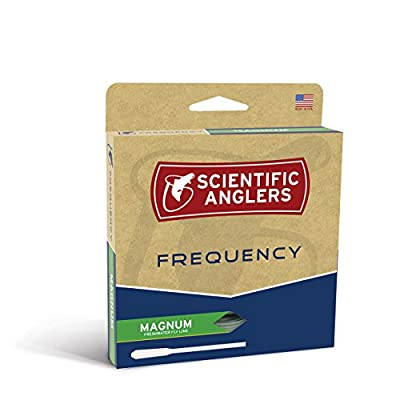 Scientific Anglers Buckskin Frequency Trout with Loop