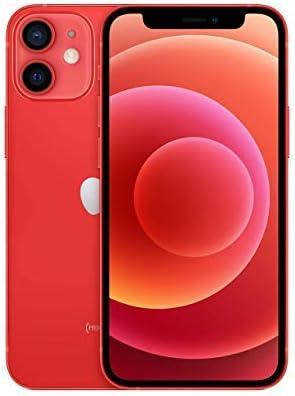Apple iPhone 12 Mini, 256GB, Red – Cricket Wireless (Renewed)