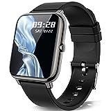 KALINCO Reloj Inteligente Hombre Mujer, Smartwatch Hombre con Oxígeno Sanguíneo Presión Arterial...