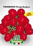 sementi orticole di qualità l'ortolano in busta termosaldata (160 varietà) (pomodoro principe borghese)
