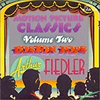 Motion Picture Classics Vol. 2 by Fiedler (1990-07-28)