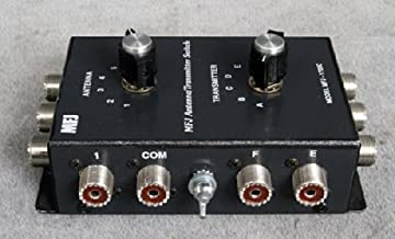 MFJ-1700C SIX Position Antenna/TRANSCEIVER Switch