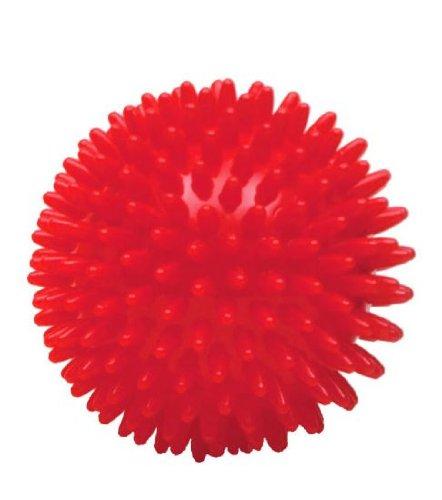Preisvergleich Produktbild Behrend Homecare 20x Igel-Ball Noppenball Massageball,  ø 9 cm,  rot