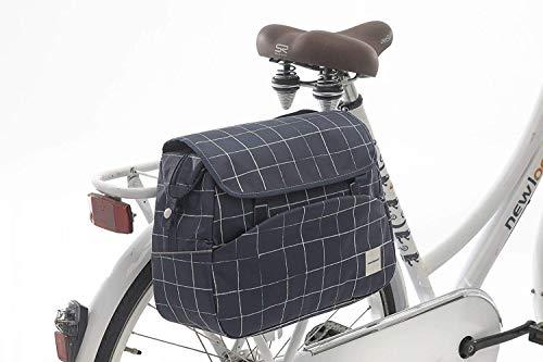 New Looxs zeer mooie fietstas/bagagetas/schoudertas Tosca16 liter donkerblauw