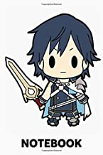 Fire Emblem Awakening: Chrom Notebook: (110 Pages, Lined, 6 x 9)