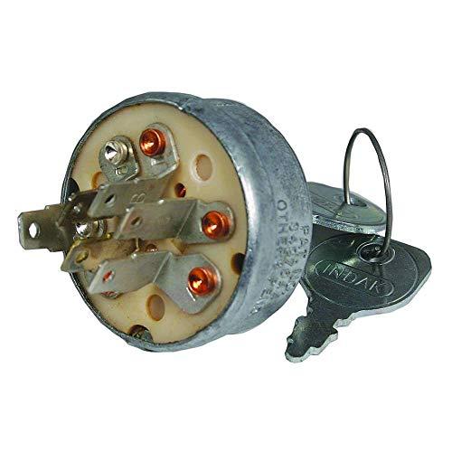 Stens 430-110 Starter Switch Replaces John Deere AM38227 , Gray