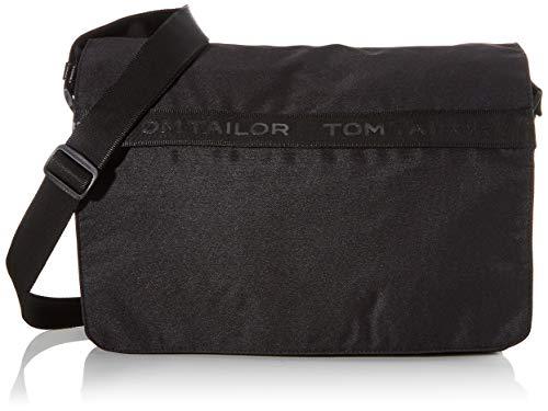 TOM TAILOR Umhängetasche Herren, Matteo, 29x15x40 cm, Herrentasche, Messenger bag