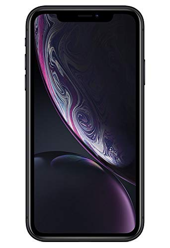 Apple iPhone XR (Black, 3GB RAM, 128GB Storage, 12 MP Camera, 326 PPI Display)