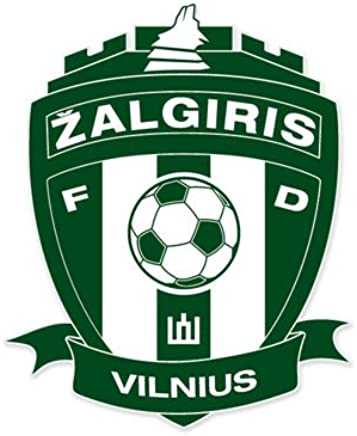 Vmfd Zalgiris Vilnius - Lithuania Football Soccer Futbol - Car Sticker - 5