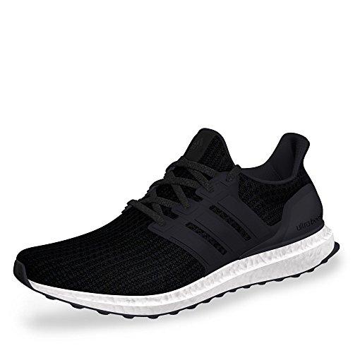 adidas Ultraboost, Zapatillas de Entrenamiento para Hombre, Negro Core Black 0, 44 2/3 EU